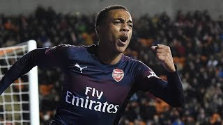 Arsenal FC : Joe Willock needs to be selfish about his development  next season   !