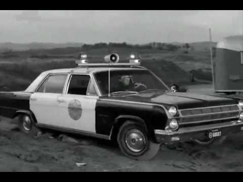1966 Amc Ambador Police Squad Car On Tv Show