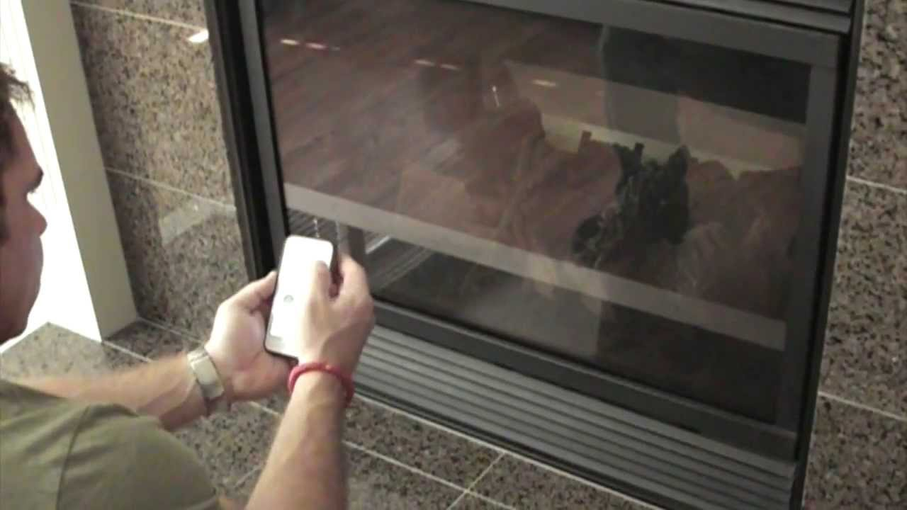 N3rd Wifi Fireplace - YouTube