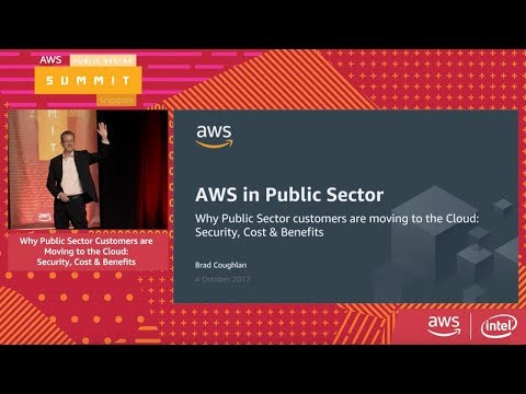 Why Public Sector Customers are Moving to the Cloud: Benefits, Security, Cost