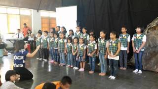 Jesus Lamb Of GOD, Nathania Children Choir