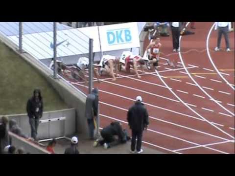 DM Wattenscheid Bochum - 110m hurdles men - heat 2
