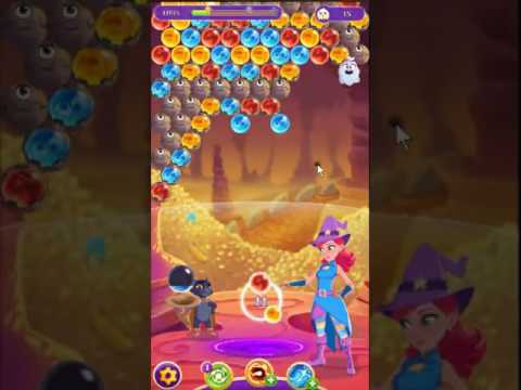 Bubble Witch 3 Saga Level 89 ~ 3 stars ~ no boosters