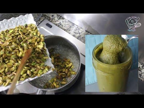 Pâte de  pistache/عجينة الفستق / البيسطاش متعددة الاستعمالات
