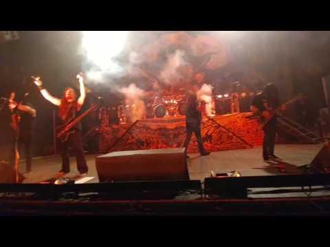 Testament 4/21/2017 pt.2 Palladium Worcester MA N.E. Metal & Hardcore Festival