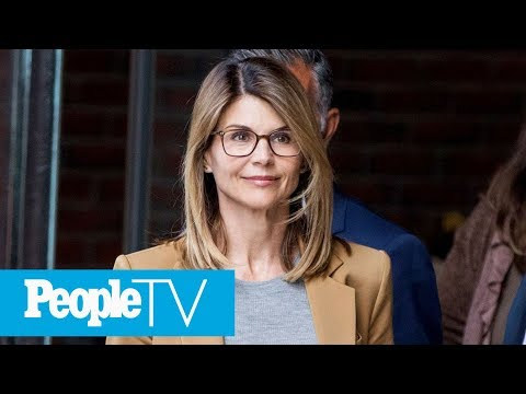 Lori Loughlin And Mossimo Giannulli Are 'Outraged' That They're Being Called 'Cheaters'   PeopleTV thumbnail