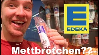 Americans shop at EDEKA! (German Supermarket)