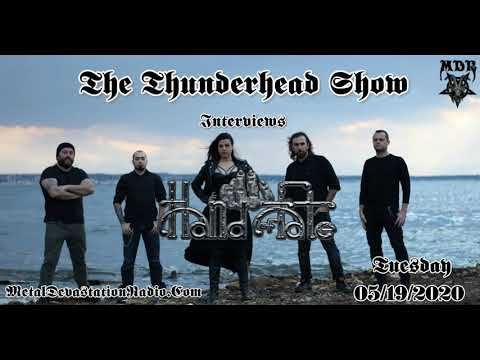 Exclusive Interview with Hand Of Fate On The Thunderhead Show