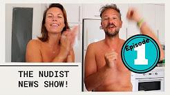 Show nudist Man's Penis
