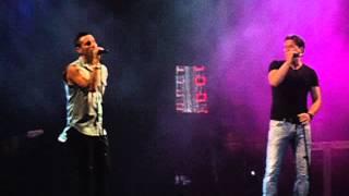 Andy & Lucas - Pido la palabra en Feria Málaga (17-08-2013)
