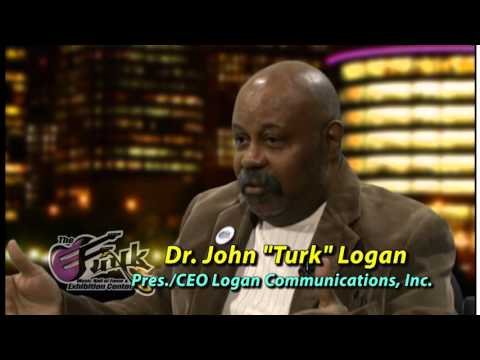 """ON THE ""1"" TV w/host ""G"" interview w/Dr. John ""Turk"" Logan."
