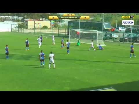 Campeonato de Portugal 2020/21: AD Fafe vence a AD Camacha por 3-0.