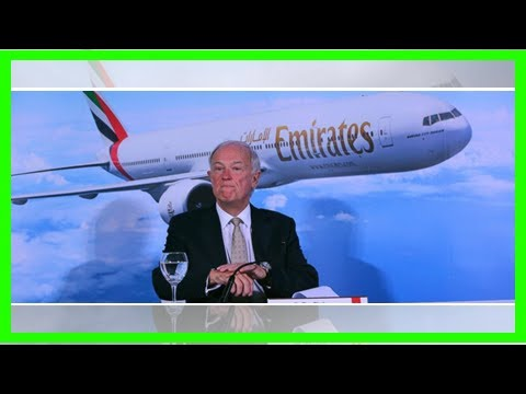 Emirates airline buys 40 boeing dreamliners for $15 billion as dubai air show opens – la times