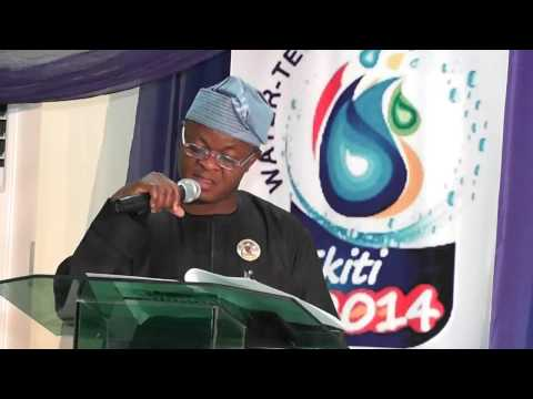 Water Tech Nigeria 2014 Day 2 Lecture