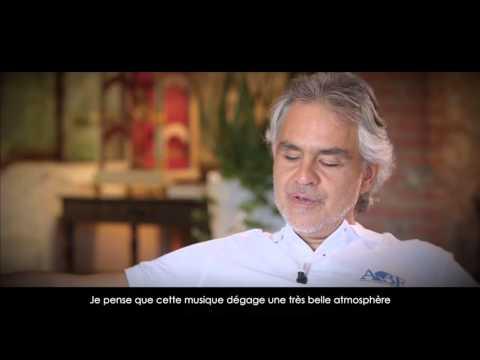Andrea Bocelli - Interview Nelle Tue Mani