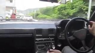 旧車 TA63 セリカGT-T 3 T-GT 阪和道
