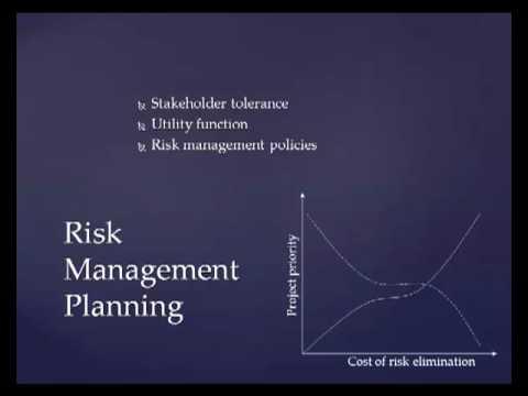 PMP - Risk Management Planning