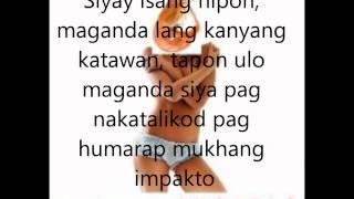 Hipon Lyrics - Sir rex kantatero ft. Shehyee