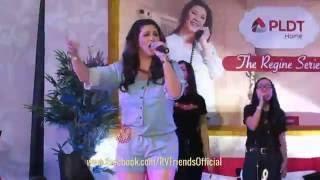 Regine Velasquez - Rather Be [The Regine Series Nationwide Tour - SM City Dasmariñas]