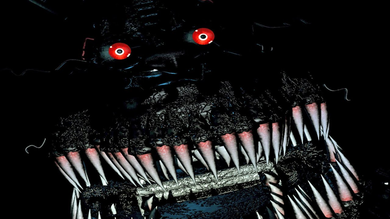 Five nights at freddy s 4 fr nuit 7 nightmare c est quoi ce