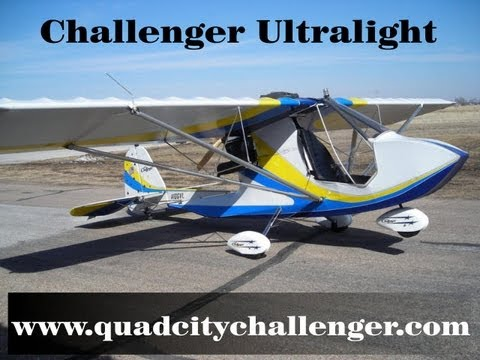 Challenger Ultralight, 12 Ultralight Aircraft that give you the biggest bang for your buck!