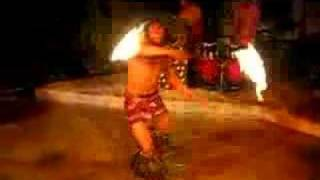 Fireknife at Fisheye Guam - Chris Santos