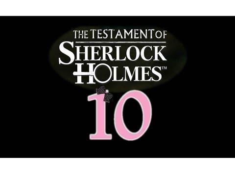 The Testament of Sherlock Holmes - Ep10 - Opium Den - w/Wardfire