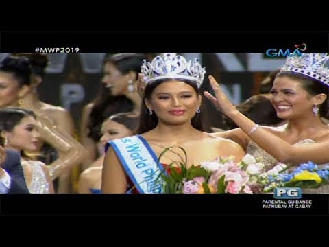 Crowning Moments   Miss World Philippines 2019