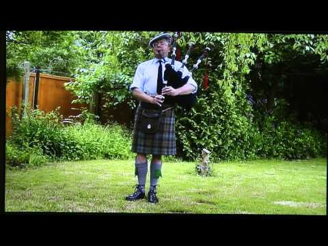 Bob the Piper - Tunes suitable for a Funeral: 1 of 3