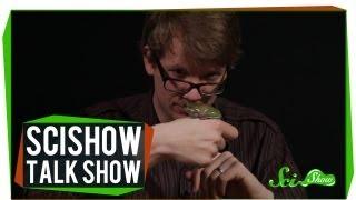 Cyborg Eyes and Stumpy the Dumpy Tree Frog: SciShow Talk Show #11