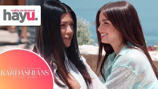The BFF Comp: Kourtney & Addison | Season 20 | Keeping Up With The Kardashians