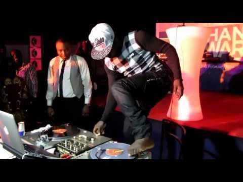 Dj Bryt @ Ghana Dj Awards Launch
