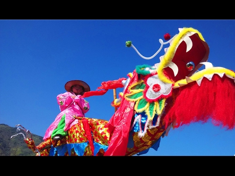 Rural carnival celebrates Chinese New Year in Shaanxi village