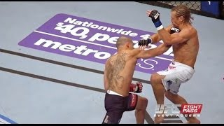 UFC 169: Fight Motion