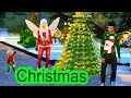 Christmas Tree Lot ! Fairy SIMS 4 Game Let's Play  Video Part 21