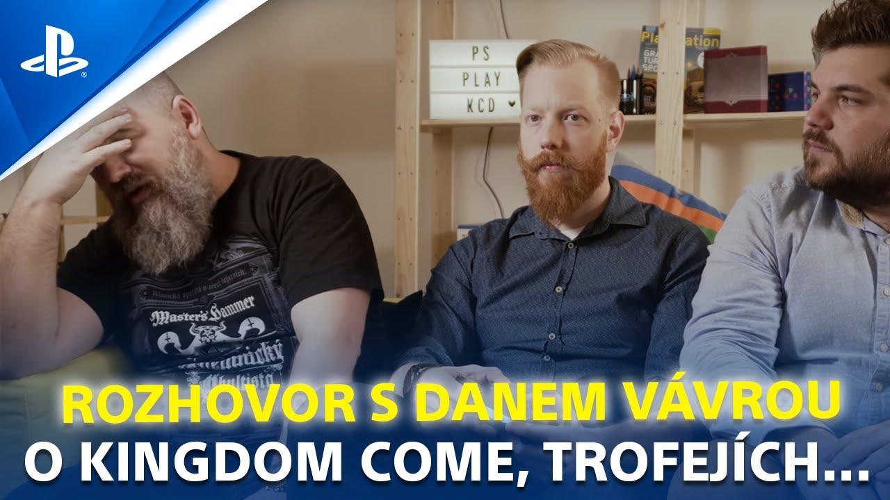 Daniel Vávra z Warhorse: Nejlepší trofej v KCD je Panic