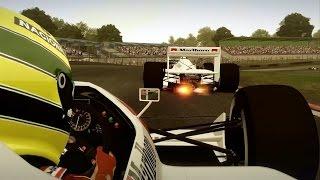 Mclaren Honda F1 Mod w/ Ayrton Senna - Classic Races