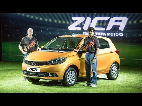 Tata Tiago :: WalkAround Video Review :: ZigWheels