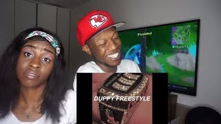 Drake - Duppy Freestyle BEST REACTION