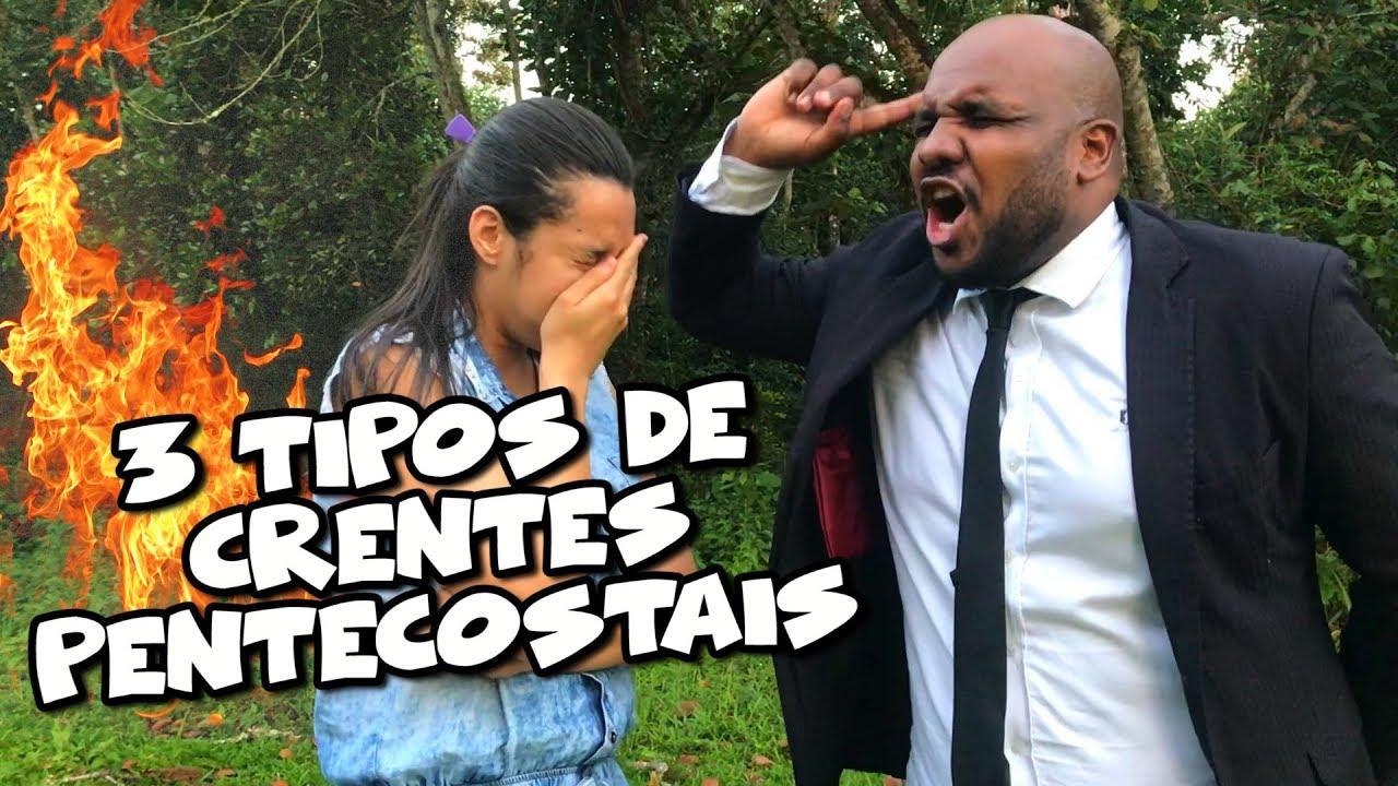 3 TIPOS DE PENTECOSTAIS | Tô Solto