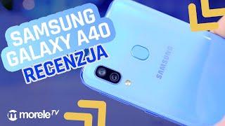 Lekki i poręczny budżetowiec | Recenzja: Samsung Galaxy A40