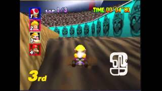 Mario Kart 64 - Demon Sucks at MarioKart 64 - User video