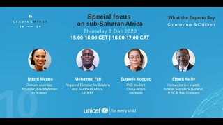 Leading Minds #10 TRAILER: Special focus on Sub-Saharan Africa