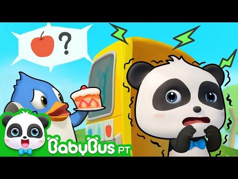 Máquina Mágica De Produtos | Kiki E Seus Amigos | Desenho Animado | BabyBus Português