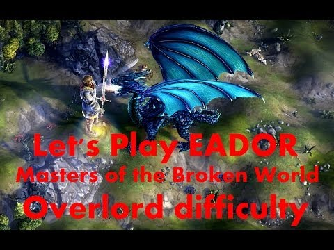 Lets Play Eador - Masters of the Broken World Overlord difficulty part123