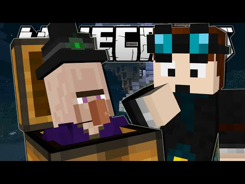 Thumbnail: Minecraft | WICKED WITCH OF THE CHEST!! | Decide Custom Map