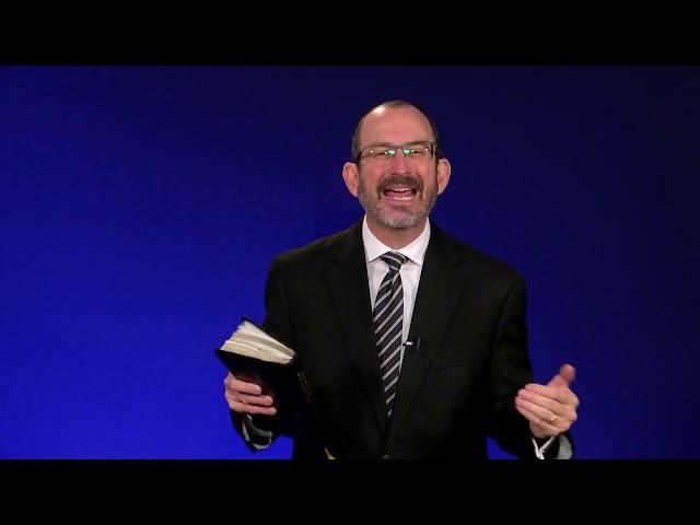 Rut capítulo 3 - parte 1 - Dr. Baruch Korman