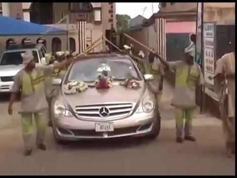 Burial of Late Pa Edward Olusegun Ojo at Igbara Oke, Ondo State