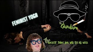 Download Feminist Yoga The wackest thing you will see all week!
