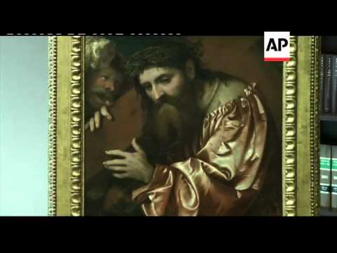 Antique painting returned to Jewish family